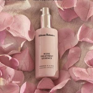 NIB Rose Treatment Essence Hydrating Concentrate